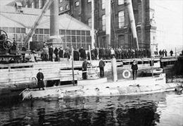 """Những """"ông tổ"""" tàu ngầm của Nga"""