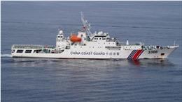 Tàu hải cảnh Trung Quốc xâm phạm lãnh hải Indonesia