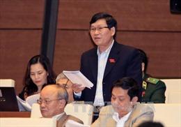 Quốc hội hoàn thiện dự thảo Luật báo chí (sửa đổi)