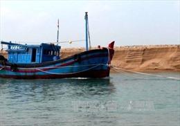 Hai ngư dân Việt Nam còn lại từ Micronesia đã về nước
