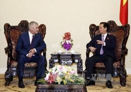 Bộ trưởng Nội vụ Nga thăm Việt Nam