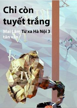Bộ ba tác phẩm tản văn về Hà Nội