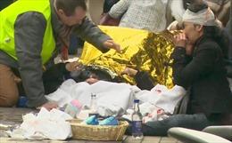 Chưa có thông tin nạn nhân người Việt tại Bỉ
