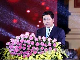 PTT Phạm Bình Minh phát biểu tại Cấp cao Mekong-Lan Thương