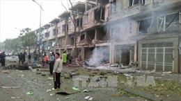 Thêm một nạn nhân tử vong trong vụ nổ ở Hà Đông