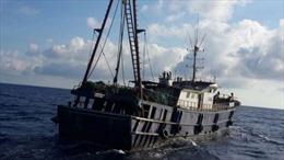 """Trung Quốc đề nghị Indonesia """"không làm ầm ĩ"""" vụ đối đầu ở Biển Đông"""