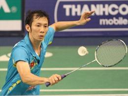 Nguyễn Tiến Minh thẳng tiến tứ kết New Zealand Open