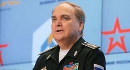 """Bộ Quốc phòng Nga đáp lại """"chuyện kinh dị"""" về xe tăng Nga ở Baltic"""