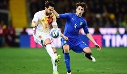 Tây Ban Nha may mắn thoát thua tại Italy