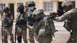 Lầu Năm Góc đề xuất tăng cường quân Mỹ tại Iraq