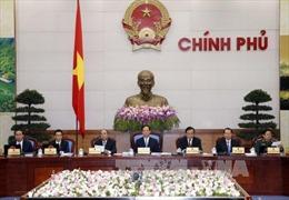 Thủ tướng chủ trì Phiên họp Chính phủ Thường kỳ tháng Ba