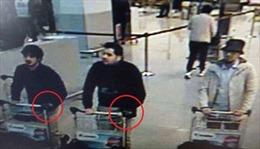 Danh tính nghi can thứ ba trong vụ tấn công sân bay Zaventem
