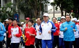 Ngày chạy Olympic - vì sức khỏe toàn dân