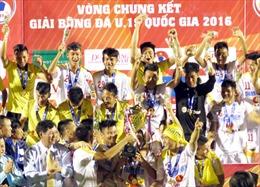 Hà Nội T&T vô địch U19 quốc gia
