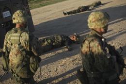 Nhật Bản lập đơn vị phòng vệ mặt đất gần Senkaku