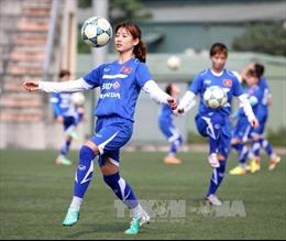 Đội tuyển bóng đá nữ Việt Nam xuống hạng