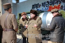Triều Tiên lại dọa tấn công hạt nhân phủ đầu