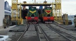 """Tàu Ukraine mốc meo ở Trung Quốc vì """"hẻo"""" khách"""