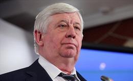 Tổng Công tố Ukraine được chấp thuận từ chức