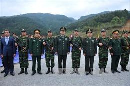Bộ đội Biên phòng Việt Nam-Trung Quốc tuần tra chung