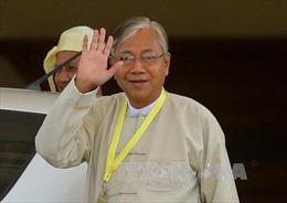 Tổng thống Myanmar tuyên thệ nhậm chức