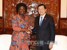 Chủ tịch nước tiếp Giám đốc WB tại Việt Nam