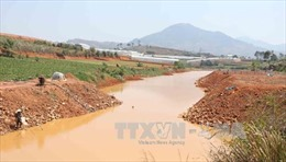 Tin thêm về vụ lấn chiếm hồ Đankia -Suối Vàng