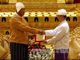Tân Tổng thống Myanmar cam kết nỗ lực vì hòa bình