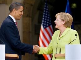 Tổng thống Mỹ tới Đức thúc đẩy TTIP