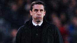 Valencia sa thải HLV Gary Neville vì thành tích tệ hại