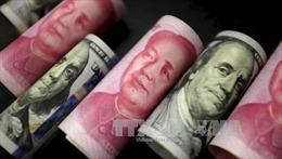 Trung Quốc nâng tỷ giá NDT lên mức cao nhất 2016