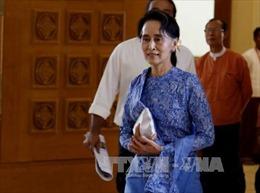 """Bà Suu Kyi được đề xuất làm """"cố vấn nhà nước"""""""