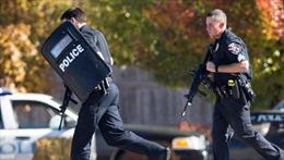 Xả súng tại Mỹ, 4 người thương vong