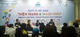 """""""Ngày Việt Nam nhận thức chứng tự kỷ"""""""
