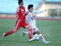 Ngày 5/4, khai mạc giải bóng đá nữ U19 Quốc gia