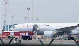 Sân bay Brussels mở cửa lại từ 3/4