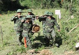 Việt Nam còn 800.000 tấn bom đạn sót lại