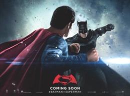 """""""Batman v Superman"""" không có đối thủ"""