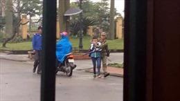 Giải cứu nữ sinh Y Thái Bình bị kề dao bắt làm con tin