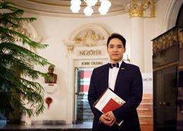 Sinh viên Việt Nam đoạt giải Nhất cuộc thi Opera danh tiếng thế giới