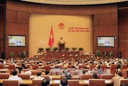 Quốc hội thông qua 4 dự thảo Luật