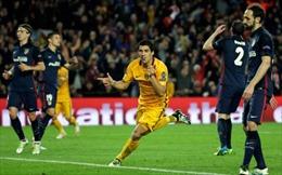 Suarez tỏa sáng giúp Barca lội ngược dòng