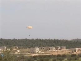 Phi công Su-22 Syria bị bắt làm tù binh