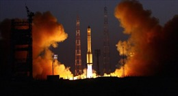 Nga sẽ phóng vệ tinh thay cho SpaceX