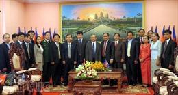 Tăng cường hợp tác phát triển với tỉnh Stung Treng, Campuchia