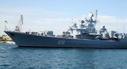 Ukraine và Thổ Nhĩ Kỳ tập trận Hải quân ở Biển Đen