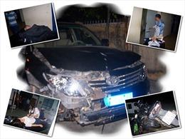 Hoãn phiên tòa xử Viện trưởng VKS gây tai nạn bỏ chạy