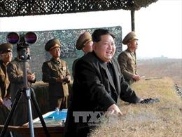 Triều Tiên tuyên bố thử thành công động cơ tên lửa xuyên lục địa