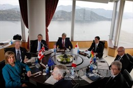 Khai mạc Hội nghị Ngoại trưởng G7