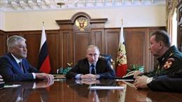 Vệ binh Quốc gia Nga sẽ hoạt động ra sao?